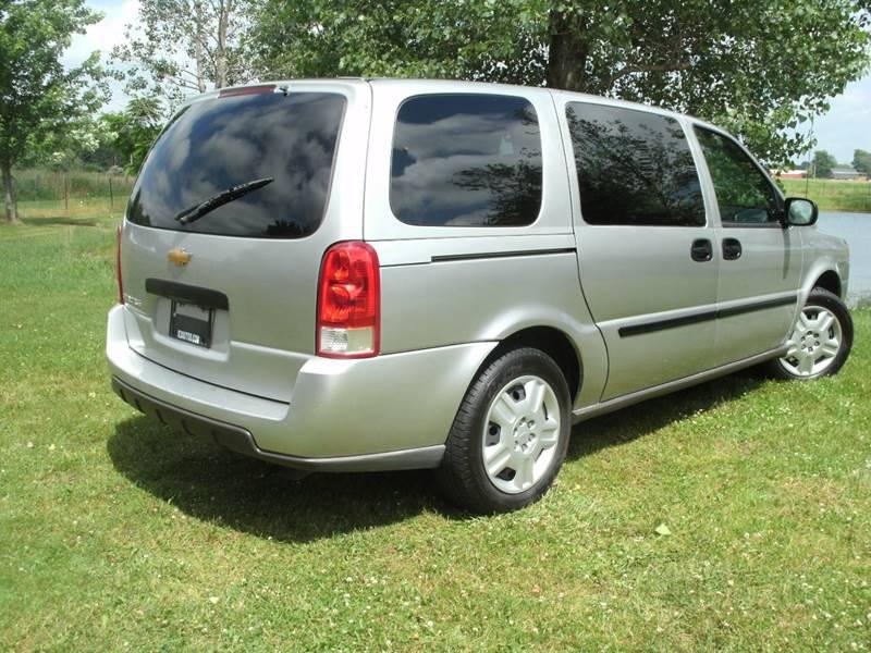 2008 Chevrolet Uplander LS 4dr Extended Mini-Van - Holland MI