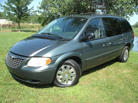 2005 Chrysler Town and Country for sale in Holland, MI