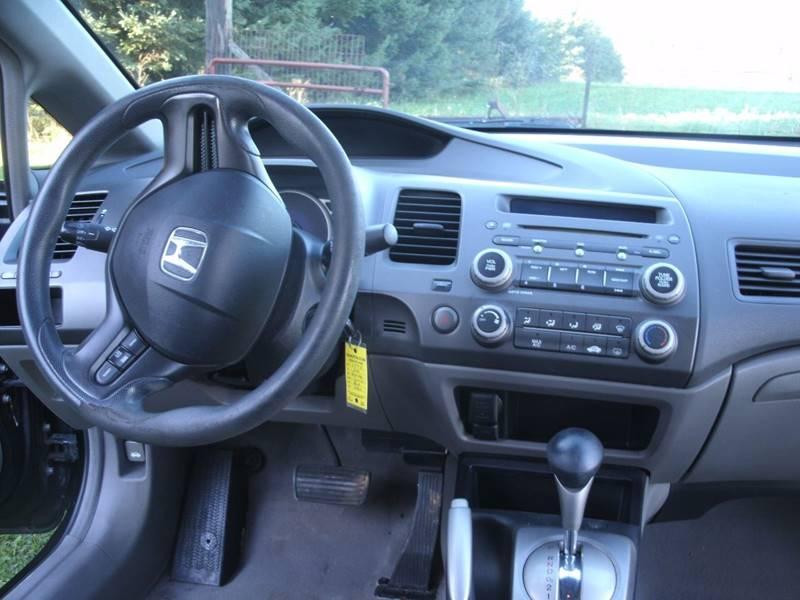 2008 Honda Civic LX 4dr Sedan 5A - Holland MI
