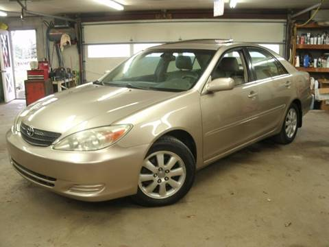 2002 Toyota Camry for sale in Holland, MI