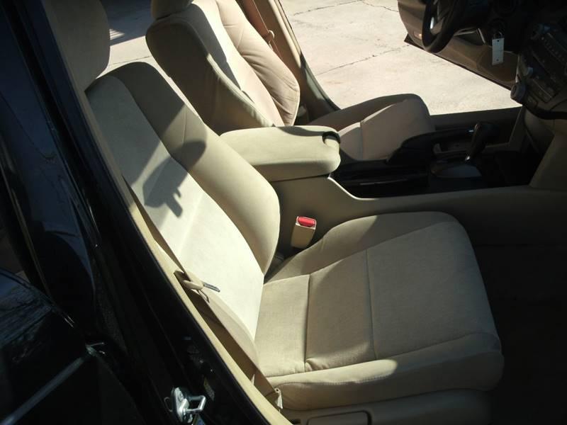 2008 Honda Accord LX 4dr Sedan 5A - Holland MI