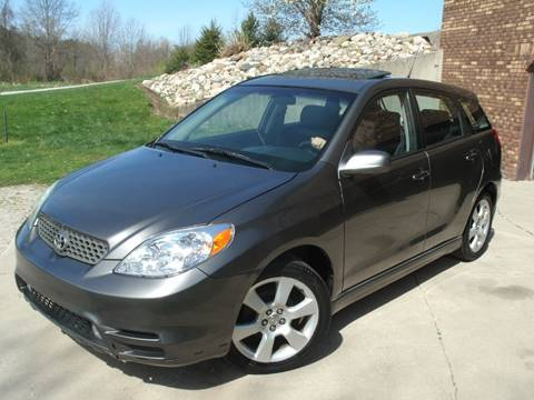 2004 Toyota Matrix for sale in Holland, MI