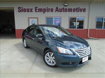 2013 Nissan Sentra for sale in Tea, SD