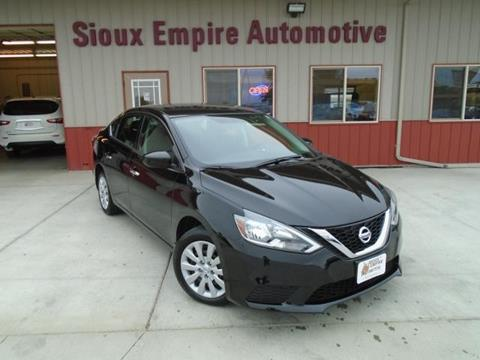 2017 Nissan Sentra for sale in Tea, SD