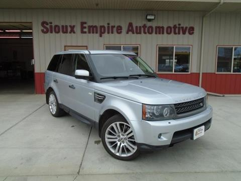 2010 Land Rover Range Rover Sport for sale in Tea, SD