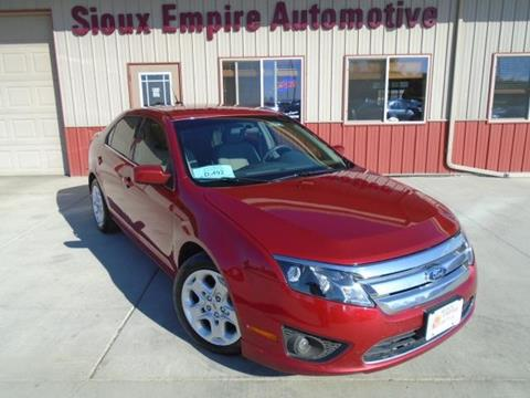 2011 Ford Fusion for sale in Tea, SD
