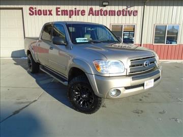 2006 Toyota Tundra for sale in Tea, SD