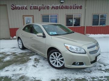 2013 Chevrolet Malibu for sale in Tea, SD