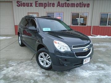2012 Chevrolet Equinox for sale in Tea, SD