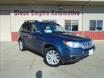 2013 Subaru Forester for sale in Tea, SD