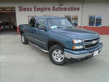 2007 Chevrolet Silverado 1500 Classic for sale in Tea, SD