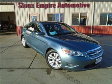2010 Ford Taurus for sale in Tea, SD