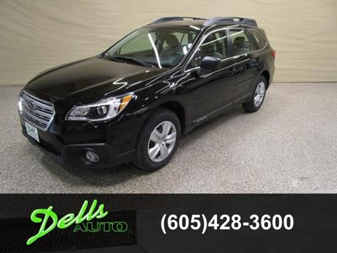 2015 Subaru Outback for sale in Dell Rapids, SD