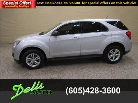 2011 Chevrolet Equinox for sale in Dell Rapids, SD