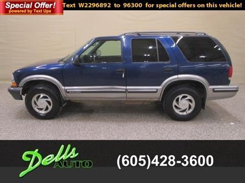 1998 Chevrolet Blazer for sale in Dell Rapids, SD