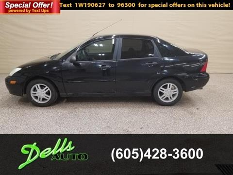 2001 Ford Focus for sale in Dell Rapids, SD