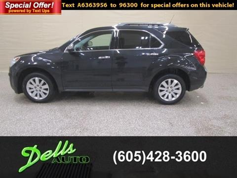 2010 Chevrolet Equinox for sale in Dell Rapids, SD