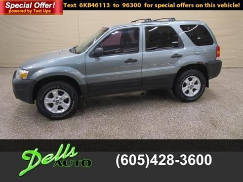 2006 Ford Escape for sale in Dell Rapids, SD