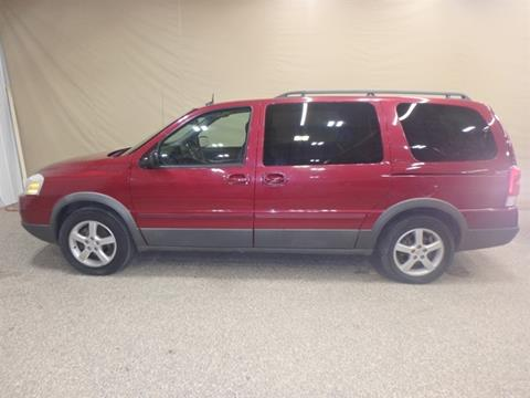 2005 Pontiac Montana SV6 for sale in Dell Rapids, SD