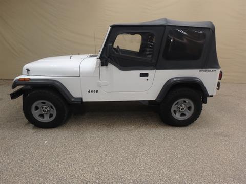 1992 Jeep Wrangler for sale in Dell Rapids, SD