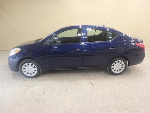 2012 Nissan Versa for sale in Dell Rapids, SD