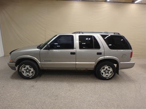 2003 Chevrolet Blazer for sale in Dell Rapids, SD