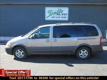 2002 Pontiac Montana for sale in Dell Rapids, SD