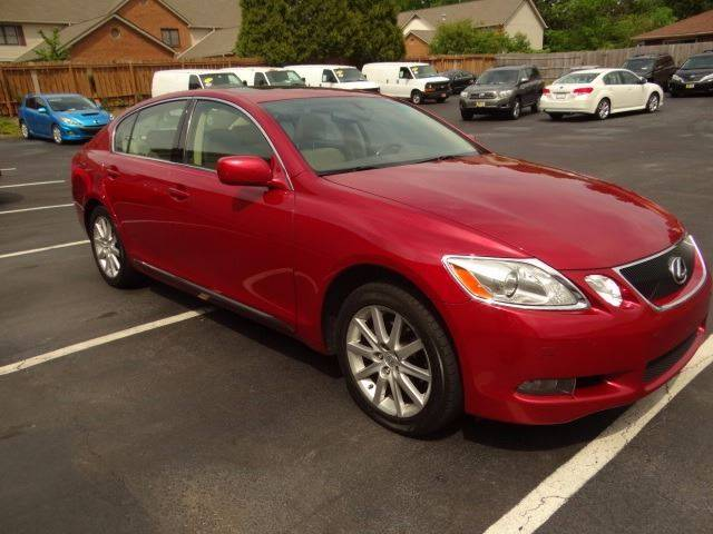 2006 Lexus GS 300 for sale at Time To Buy Auto in Baltimore OH