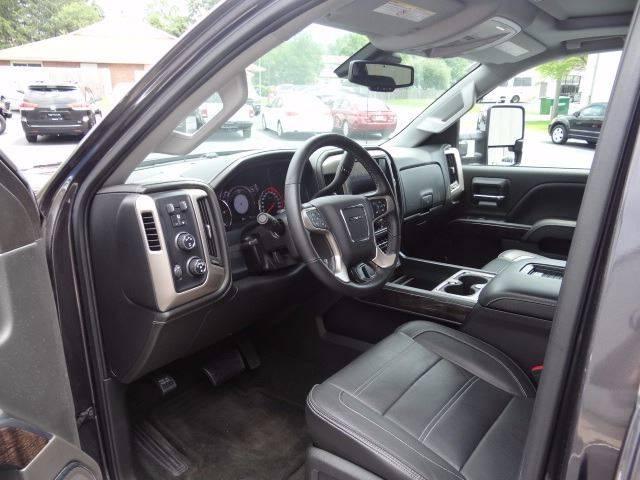 2016 GMC Sierra 2500HD 4x4 Denali 4dr Crew Cab SB - Pickerington OH