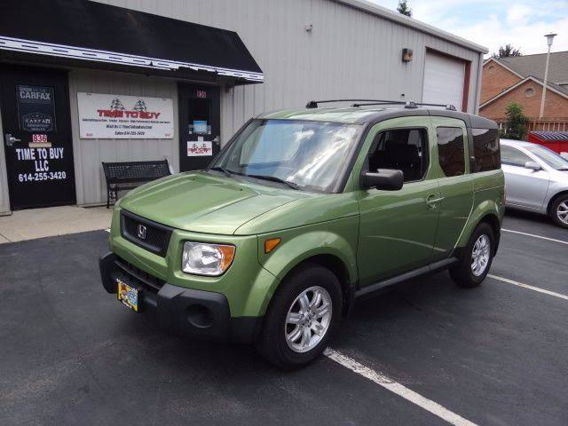 2006 Honda Element for sale at Time To Buy Auto in Baltimore OH
