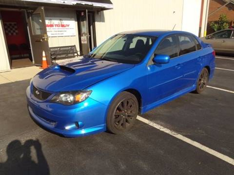 2009 Subaru Impreza for sale at Time To Buy Auto in Baltimore OH