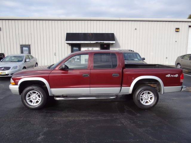 2003 Dodge Dakota for sale at Time To Buy Auto in Baltimore OH