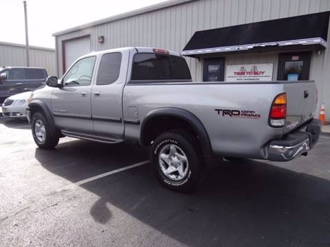 2001 Toyota Tundra for sale at Time To Buy Auto in Baltimore OH