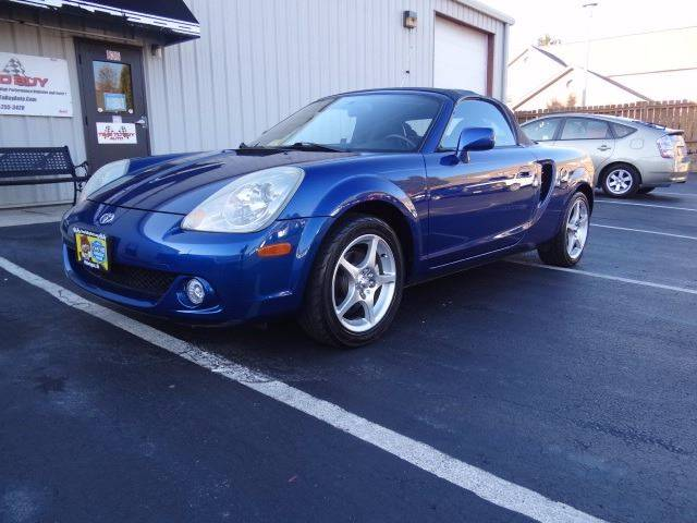 2003 Toyota MR2 Spyder for sale at Time To Buy Auto in Baltimore OH