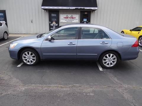 2007 Honda Accord for sale at Time To Buy Auto in Baltimore OH