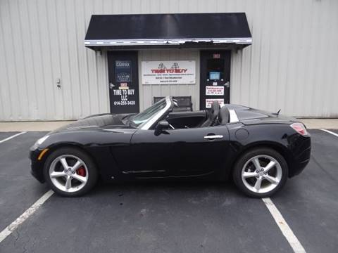 Great 2009 Saturn SKY For Sale In Pickerington, OH