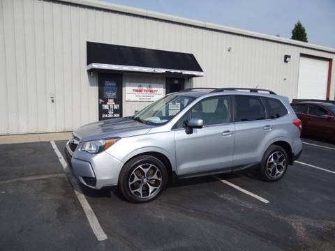 2014 Subaru Forester for sale at Time To Buy Auto in Baltimore OH