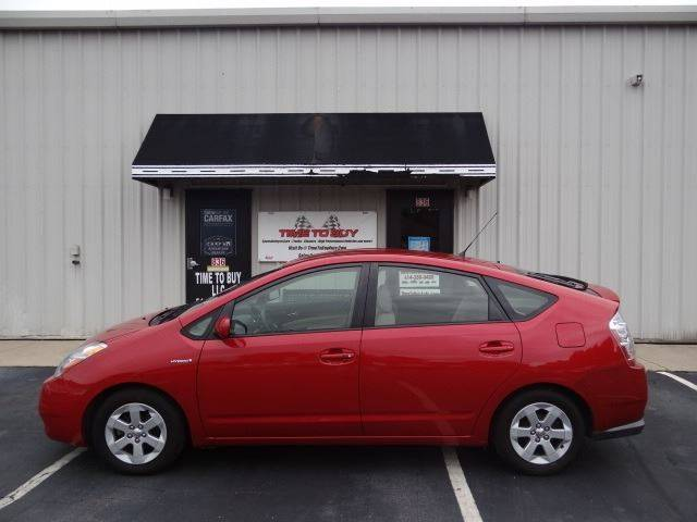 2008 Toyota Prius for sale at Time To Buy Auto in Baltimore OH