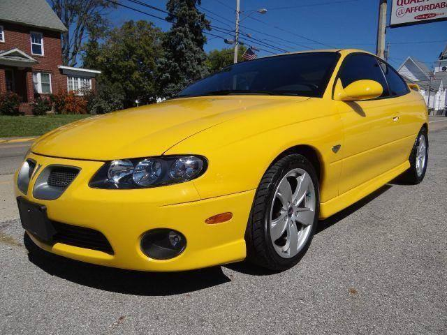 2004 Pontiac GTO for sale at Time To Buy Auto in Baltimore OH