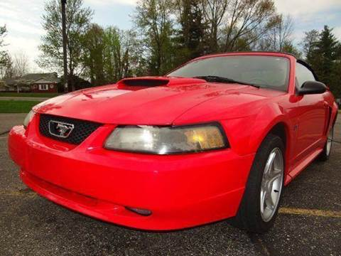 2001 Ford Mustang for sale at Time To Buy Auto in Baltimore OH