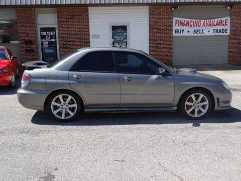 2006 Subaru Impreza for sale at Time To Buy Auto in Baltimore OH