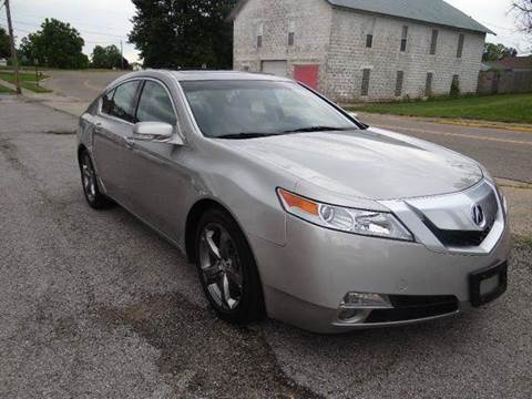 2011 Acura TL for sale at Time To Buy Auto in Baltimore OH