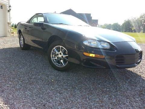 2002 Chevrolet Camaro for sale at Time To Buy Auto in Baltimore OH