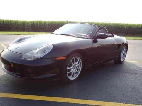 2003 Porsche Boxster for sale at Time To Buy Auto in Baltimore OH