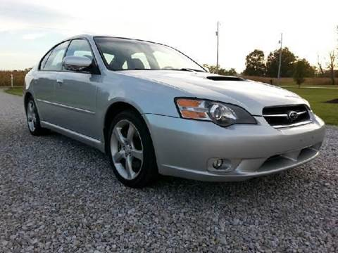 2005 Subaru Legacy for sale at Time To Buy Auto in Baltimore OH