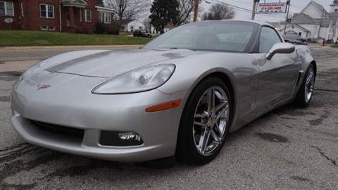 2006 Chevrolet Corvette for sale at Time To Buy Auto in Baltimore OH