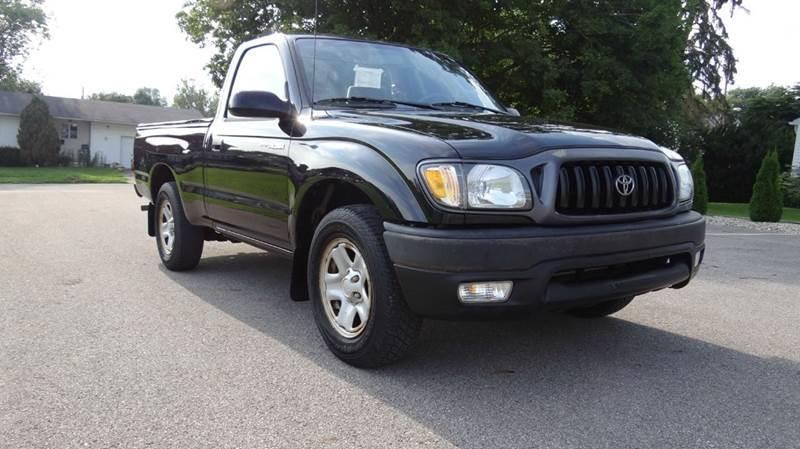 2002 Toyota Tacoma for sale at Time To Buy Auto in Baltimore OH