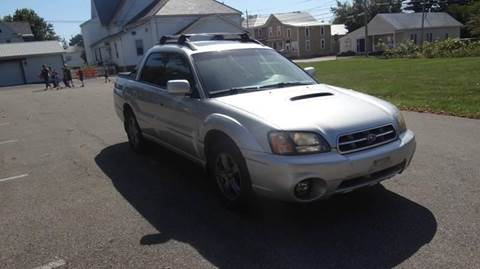 2006 Subaru Baja for sale at Time To Buy Auto in Baltimore OH