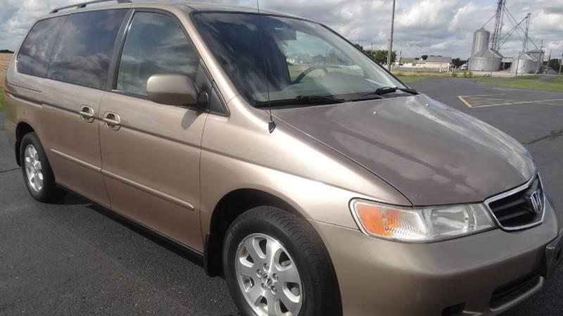 2003 Honda Odyssey for sale at Time To Buy Auto in Baltimore OH