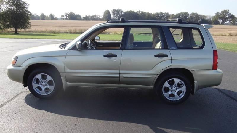 2003 subaru forester xs awd 4dr wagon in pickerington oh. Black Bedroom Furniture Sets. Home Design Ideas